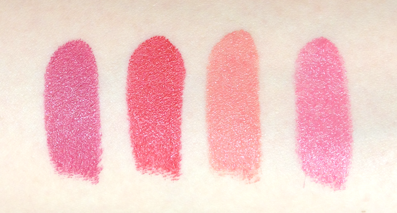 Bite Deconstructed Rose Lipsticks - Centifolia, Damask, Grandifolia, Crimson