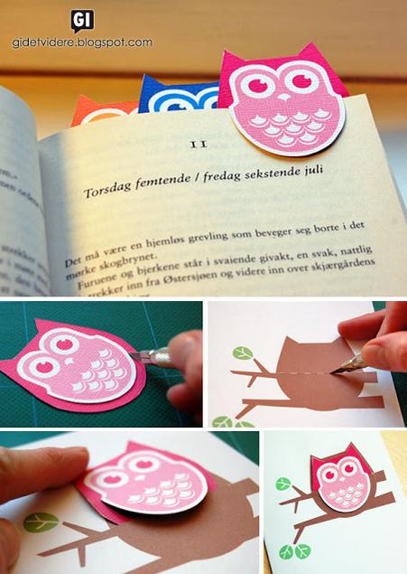 Souvent Kidissimo: Des marque-page à imprimer ou à fabriquer soi-même. PB58