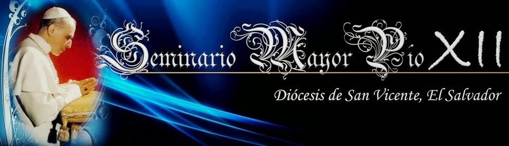 Formadores Seminario Mayor Pío XII