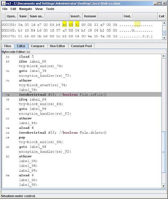 Malware Analysis: The State of Java Reversing Tools