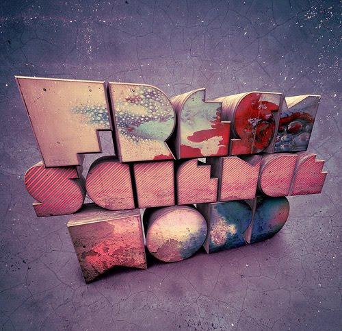 Karya Digital Art Imajinatif dari Nick Ainley