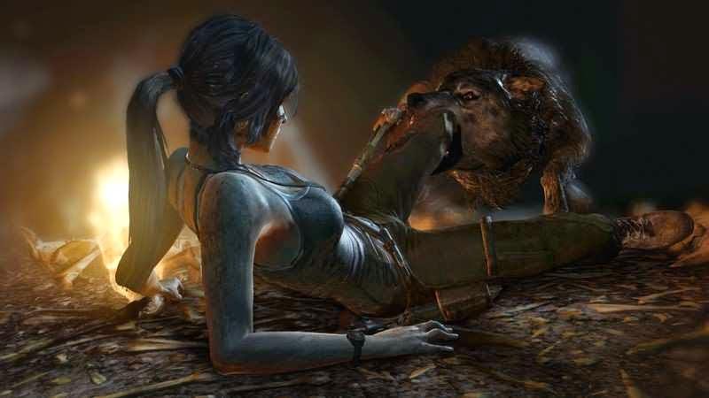 Tomb Raider GOTY