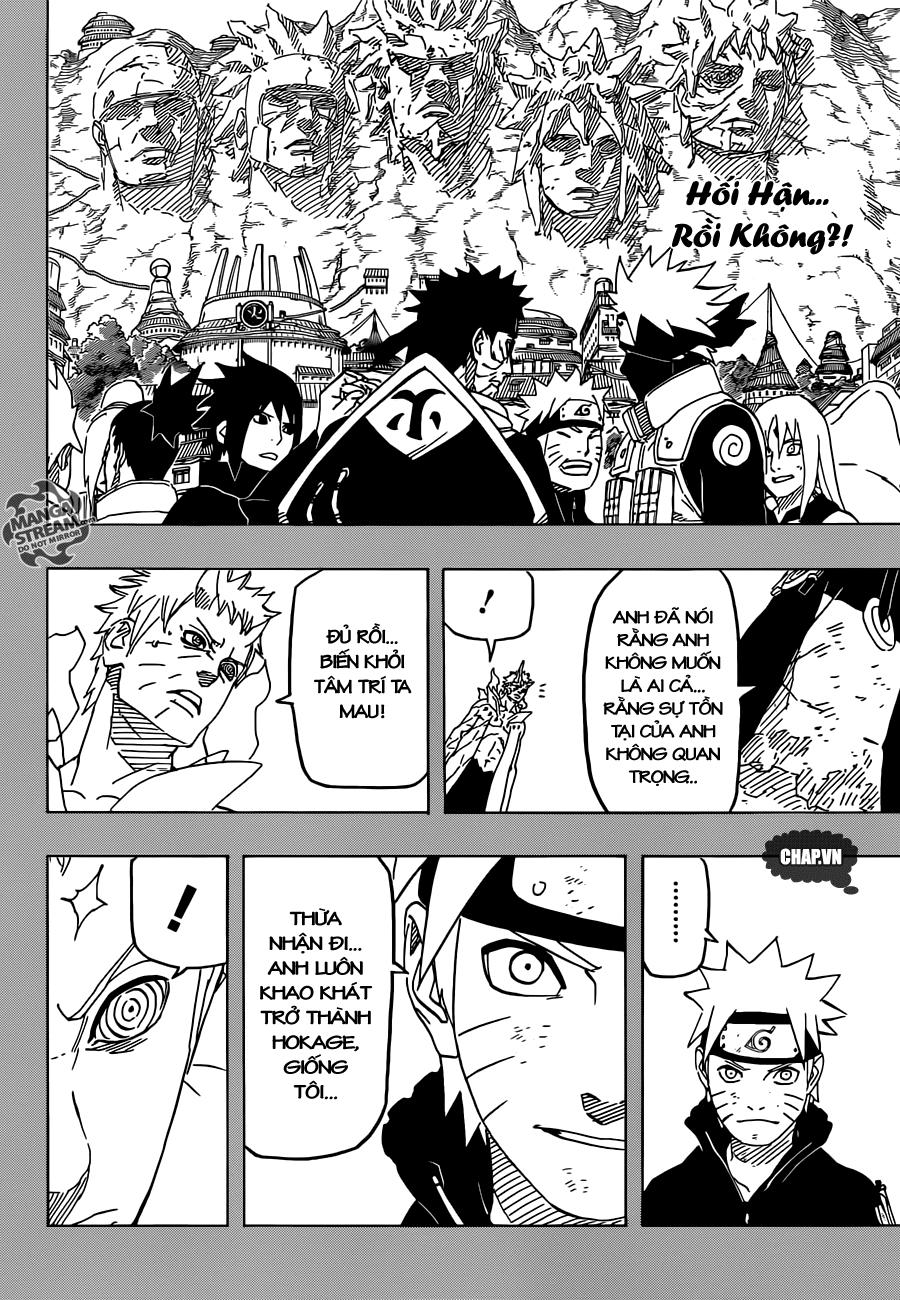 Naruto chap 652 Trang 16