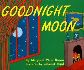 Goodnight Moon by Margaret Wise Brown and illustrated by Clement Hurd
