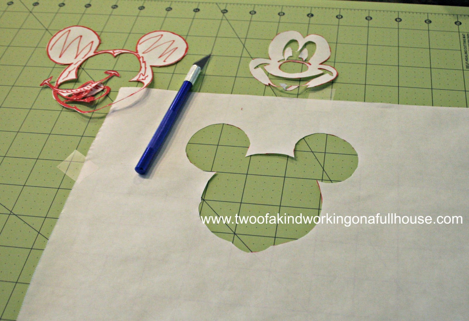 Make Your Own Mikey Mouse