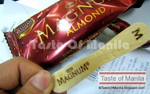 Magnum Ice Cream Philippines
