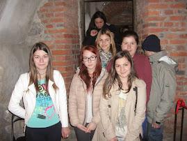 În Castelul Huniazilor - 11.04.2014...