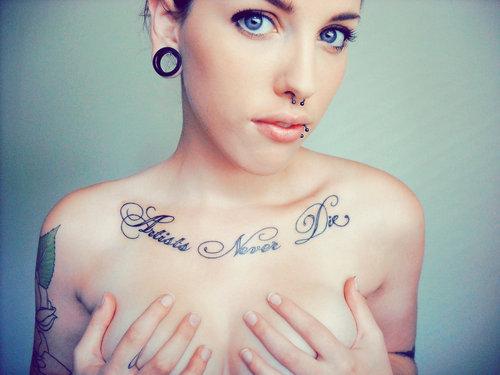 Tattoos Change Cute Girl Tattoos Tumblr