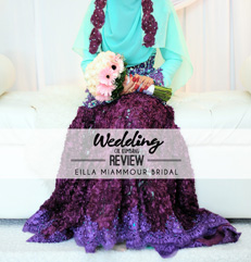 Review Baju Bersanding