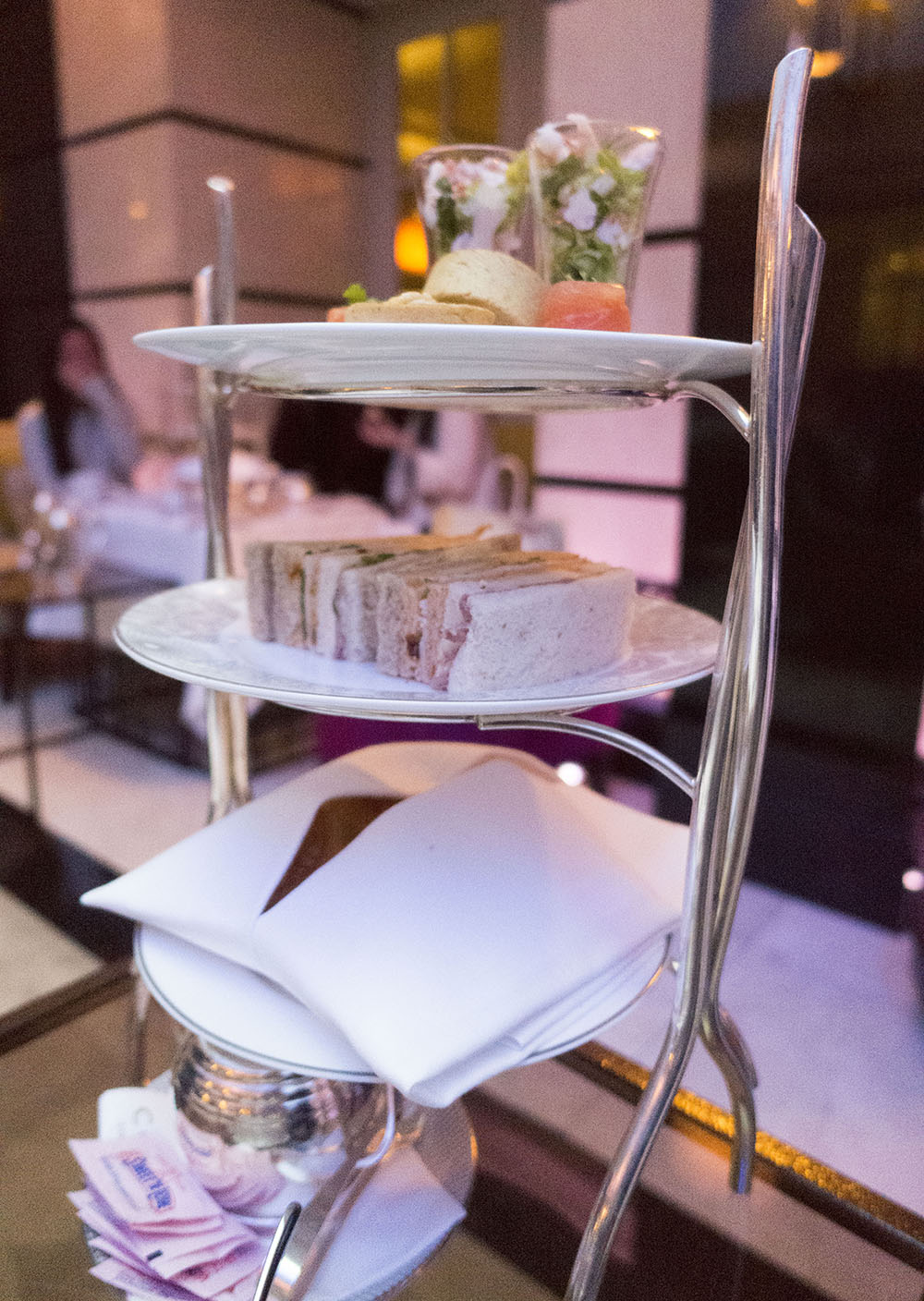 Snow Queen Afternoon Tea at the Conrad St James Hotel | London