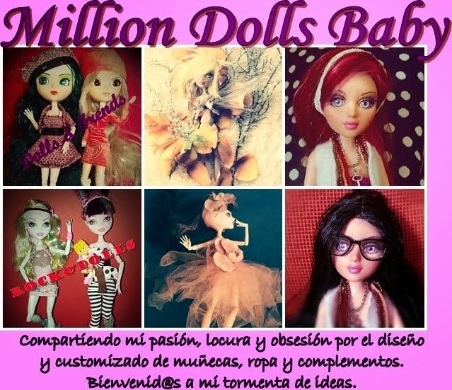 MILLION DOLLS BABY