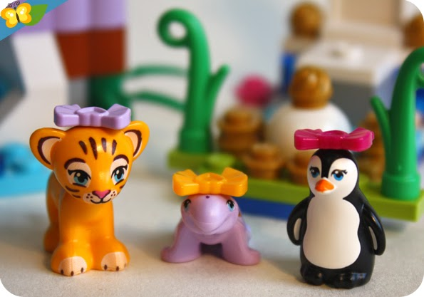 LEGO® Friends Animaux - Série 4