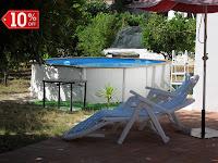 casa en malaga con piscina y barbacoa