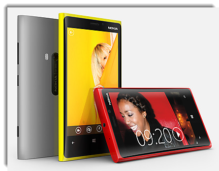 Nokia Lumia 920 Official Image Update Via