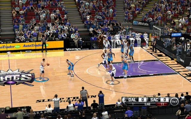 Kings HD Court | NBA 2K14 PC Mod