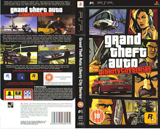 Download Grand Theft Auto (GTA) Liberty City Stories PSP ISO