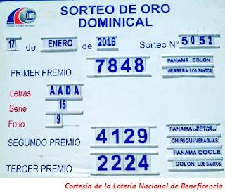 resultados-sorteo-domingo-17-de-enero-2016-loteria-nacional-de-panama