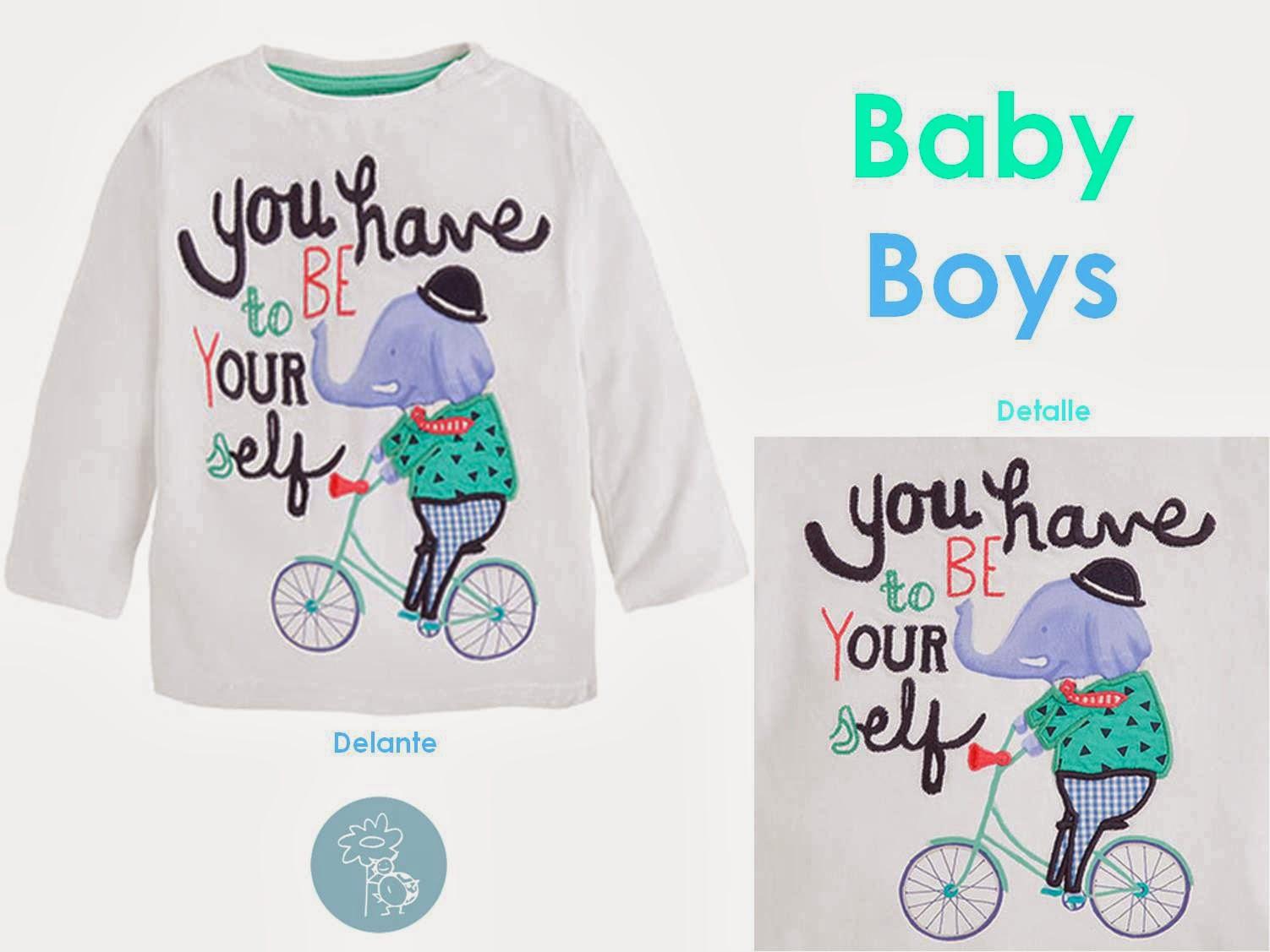 Mayoral elefante niño en Blog Retamal moda infantil y bebe