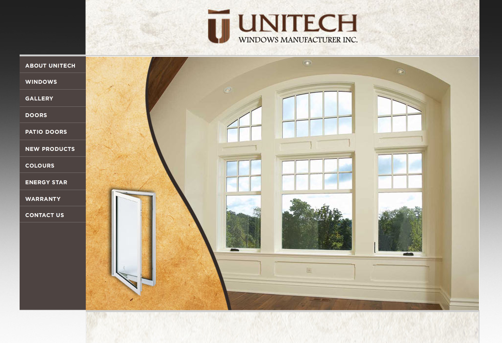 Unitech windows and doors woodbridge ontario for New windows and doors