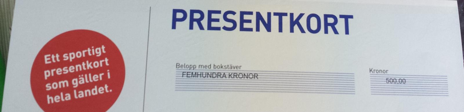Nästan gratis pengar! #sparadkrona