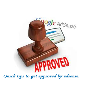 adsense approved logo