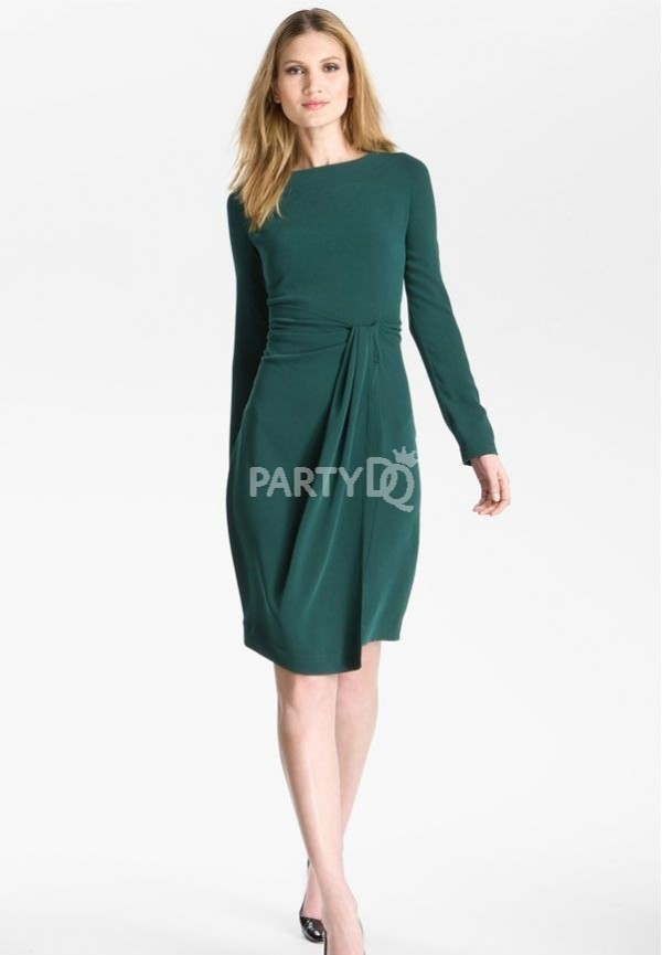Christmas party dresses long sleeve holiday dresses