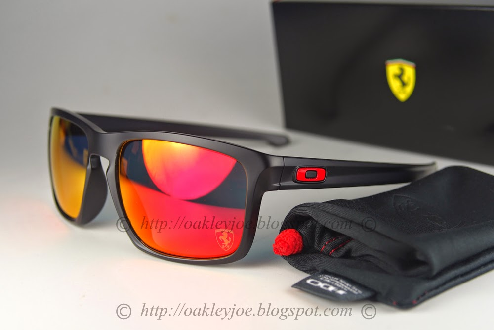 b01fa6a7ec653 Singapore Oakley Joe s Collection SG  Scuderia Ferrari
