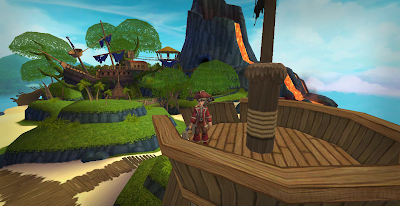 Pirate101 Admiral's Bundle Crow Nest
