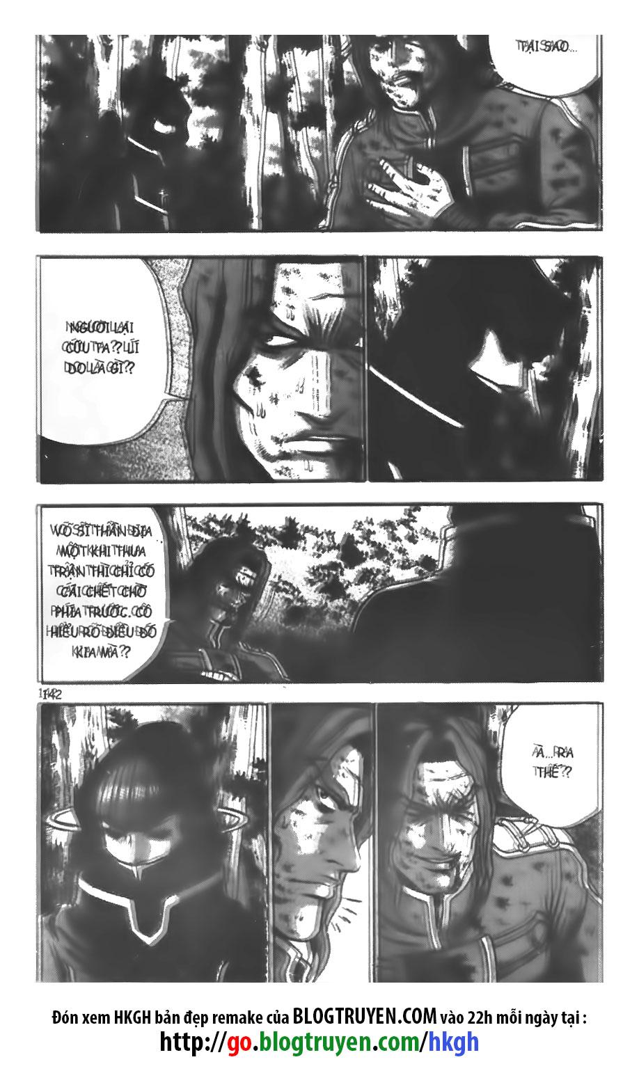 Hiệp Khách Giang Hồ chap 262 Trang 18 - Mangak.info