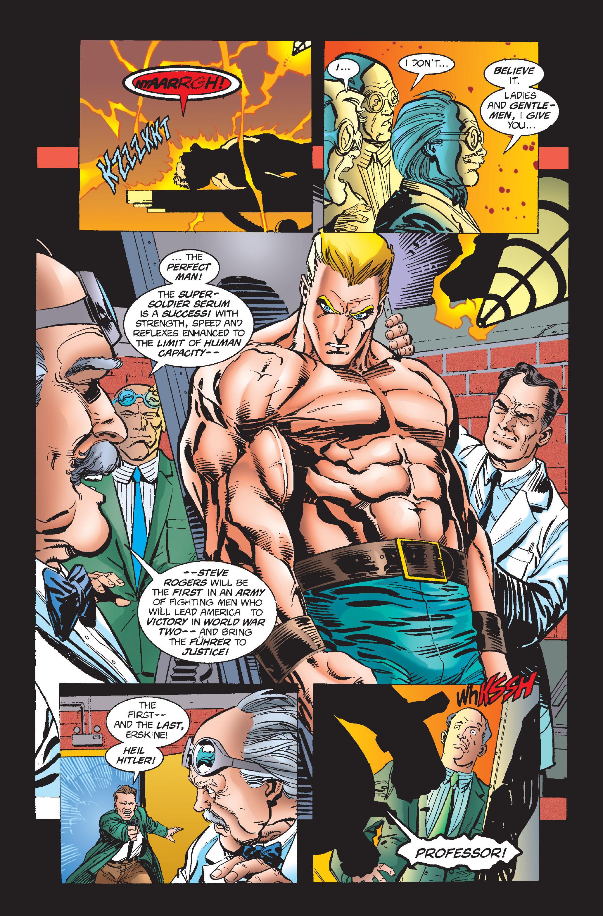 Captain America (1968) Issue #448 #402 - English 4
