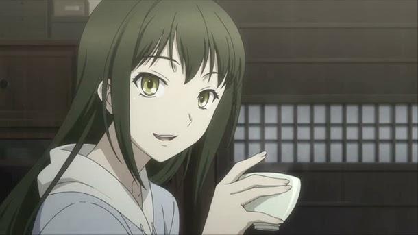 Anuncio de la OVA de la serie de novelas Mitsuwano