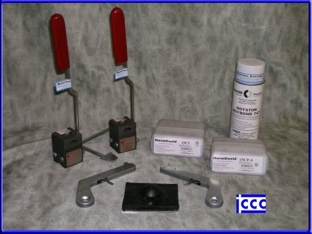 magnesium anode Installation Equipment