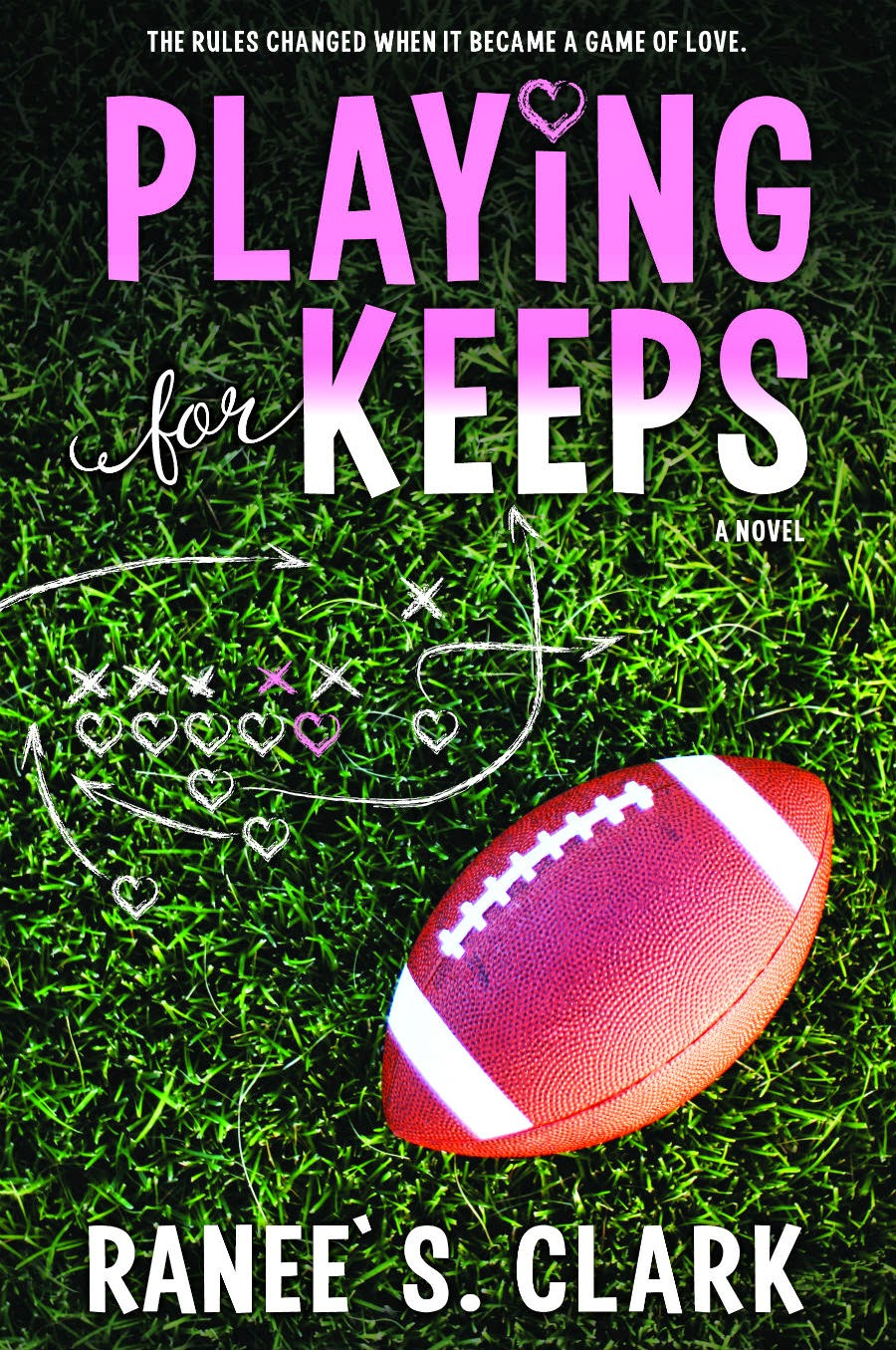 "Coming JUNE 2015 ""Playing for Keep"""