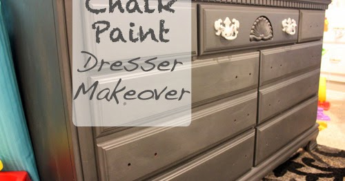 Texas Tales DIY Home Decor Dresser Makeover with