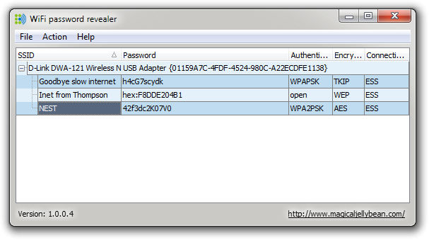 Wifi Password Finder With Checked 100% Working Latest version free donwload (easywayofearn.com)