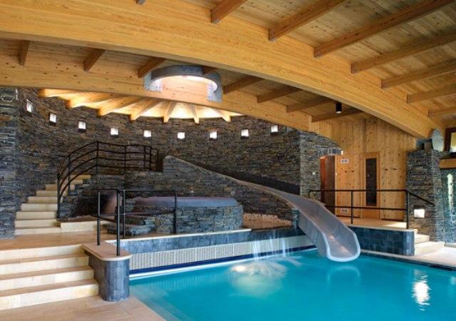 Modern Homes Swimming Pools Designs Ideas.