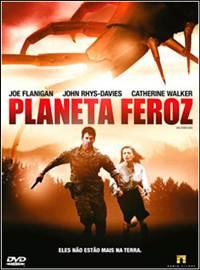 Planeta Feroz Dublado Rmvb + Avi Dual Áudio DVDRip