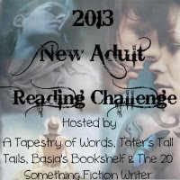 New Adult 2013 Reading Challenge