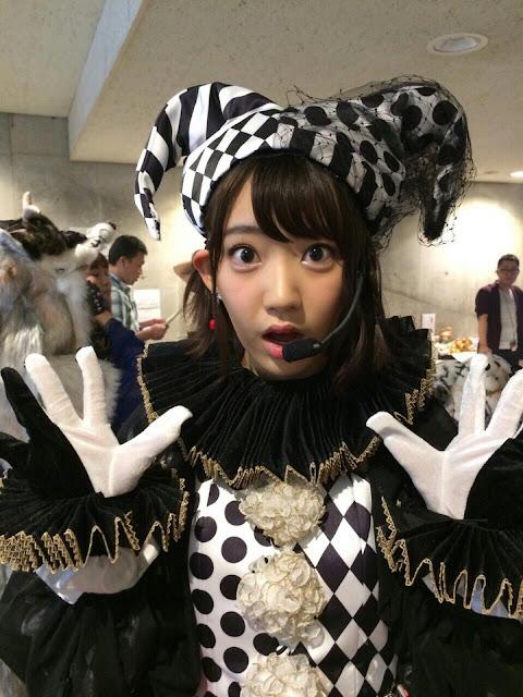 AKB48 宮脇咲良 Miyawaki Sakura ハロウィン・ナイト Halloween Night 01