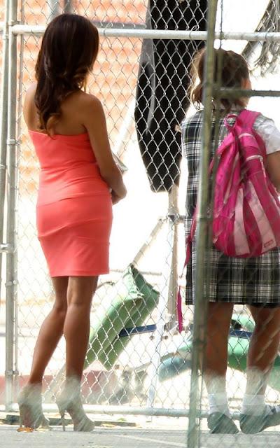 Eva Longoria - 'Desperate Housewives' in Los Angeles