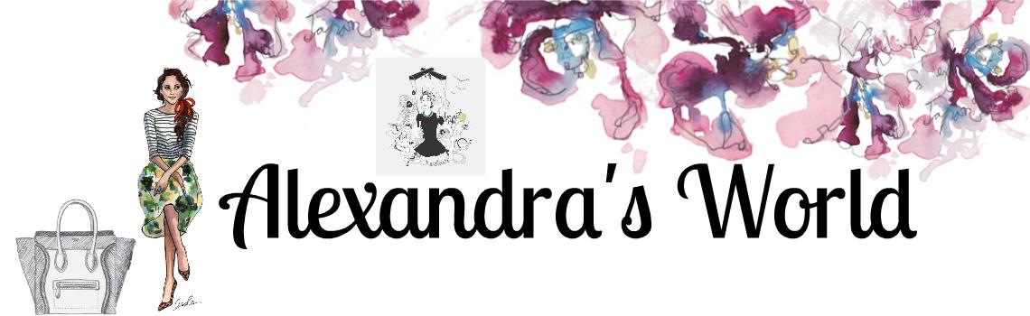 || Alexandra's World ||