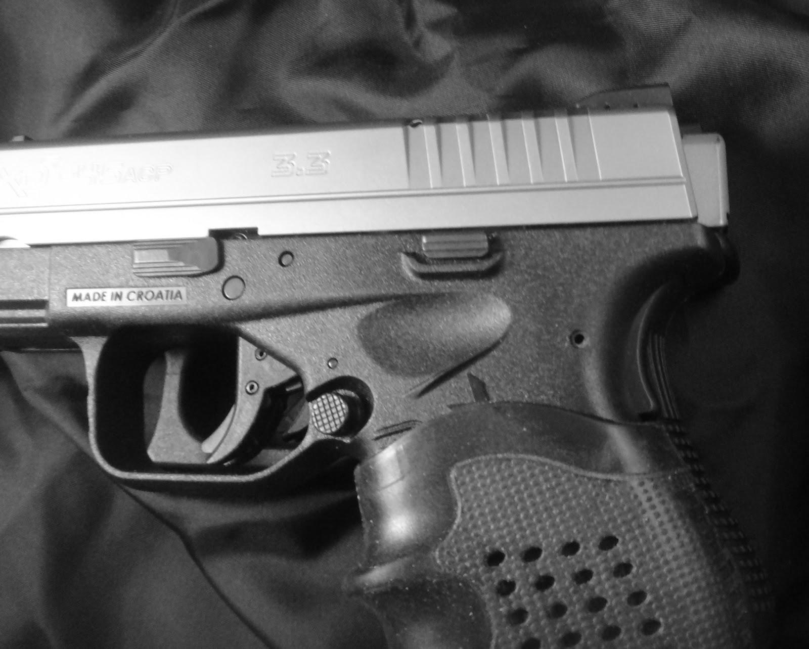 Xd pistol suck