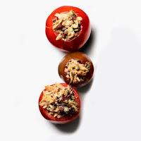 Tuna Stuffed Tomatoes Recipes, Delicious Stuffed
