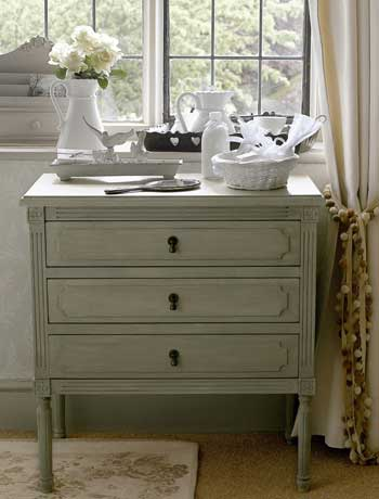 cottage blue designs painted furniture