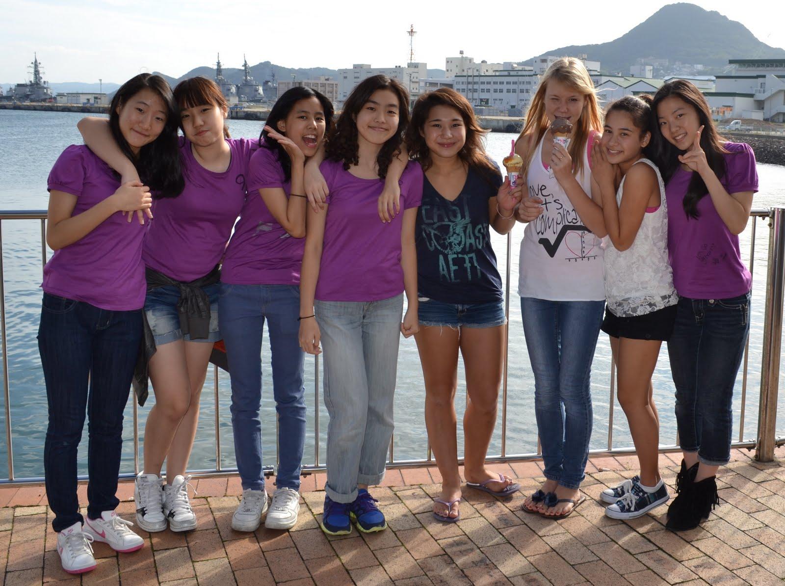 Sasebo girls