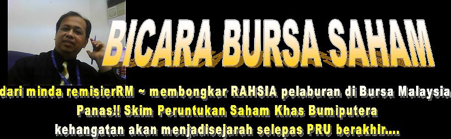 Saham di Bursa Malaysia