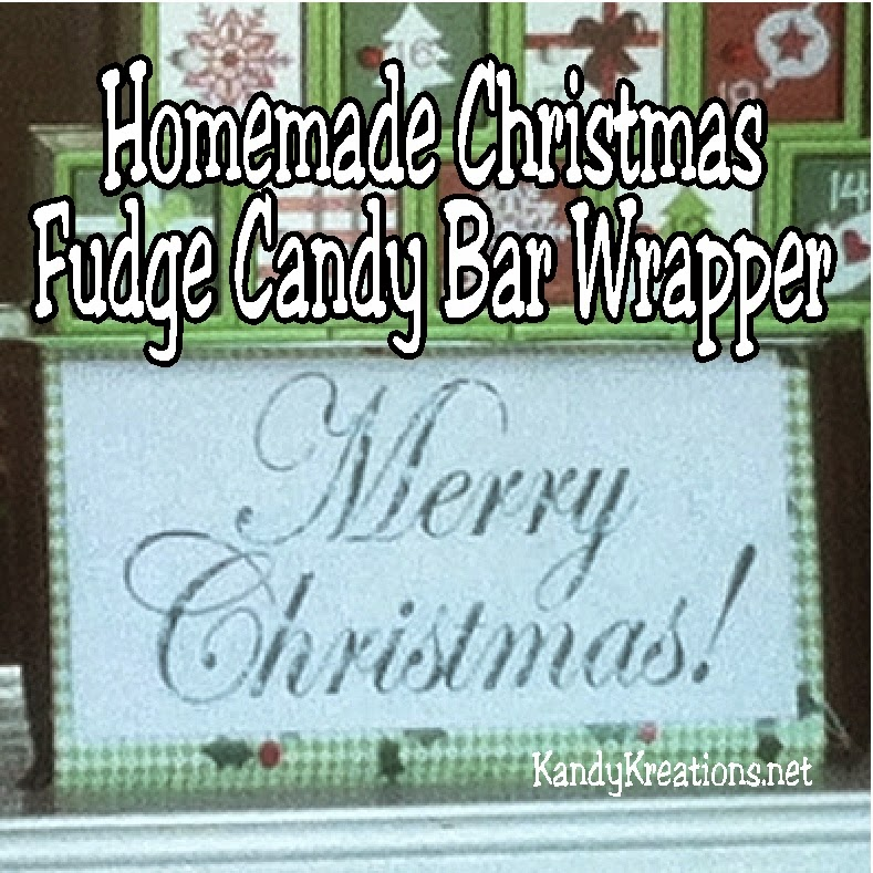 Don't have time to make those awesome neighbor gifts you had planned? Make a great last minute neighbor gift for Christmas with this Christmas Fudge candy bar free printable.  Simple print out the candy bar wrapper and add to a large Hershey bar for a great gift your friends and neighbors will love.