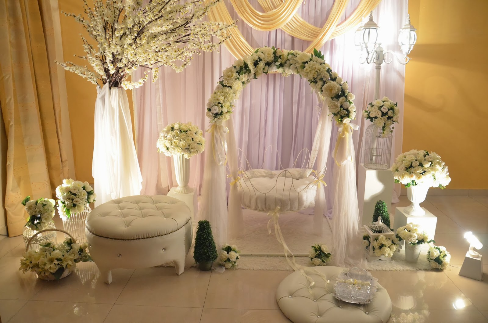 1000 images about majlis aqiqah on pinterest baby for Baby name ceremony decoration