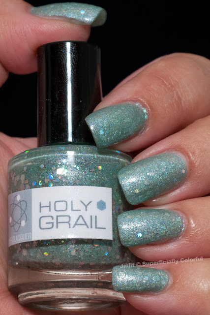 Nerd Lacquer Holy Grail