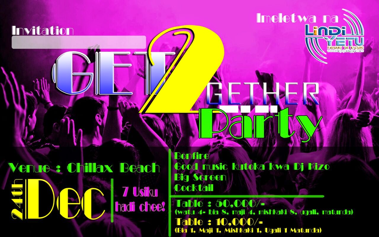 get  gather party